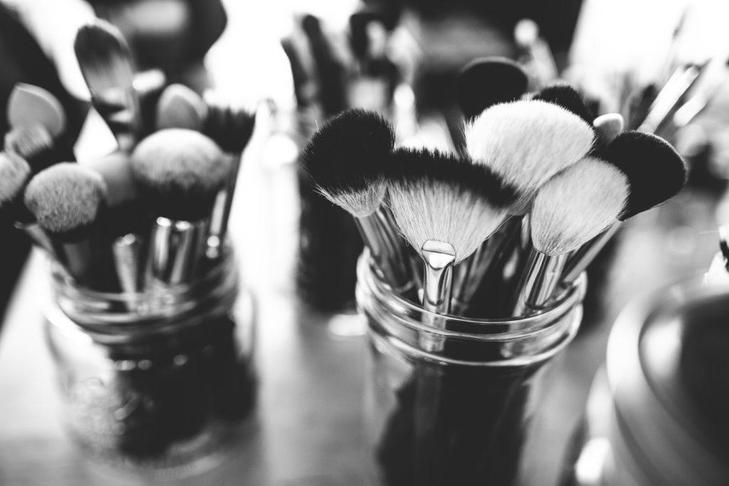 Pinceaux de maquillage : principaux outils en cosmétique