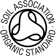 Logo label bio cosmétique Soil Association - Pranaloé