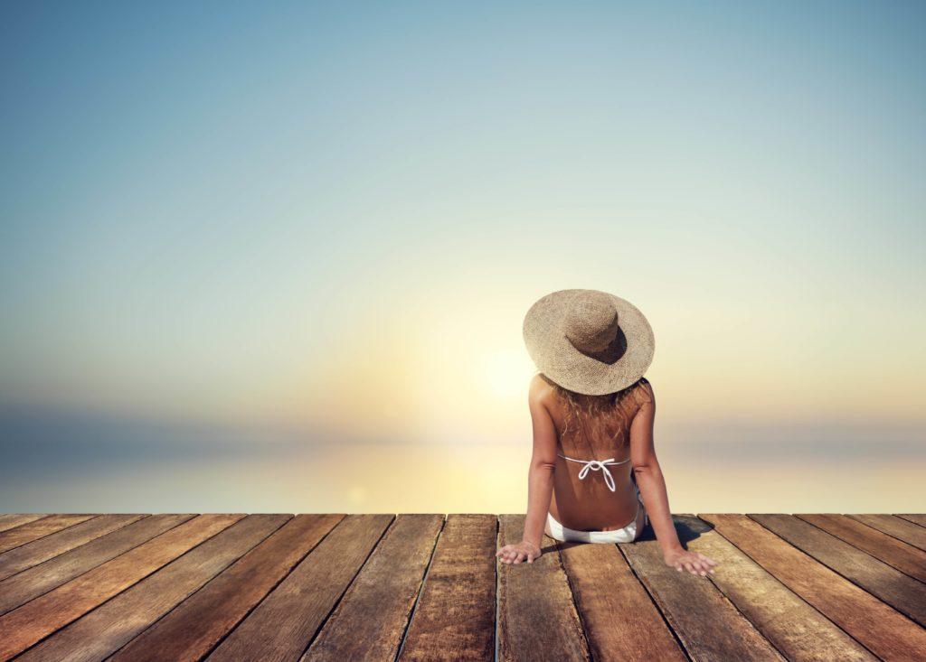 préparer sa peau au soleil - pranaloé - boutique en ligne de cosmétiques bio et naturels