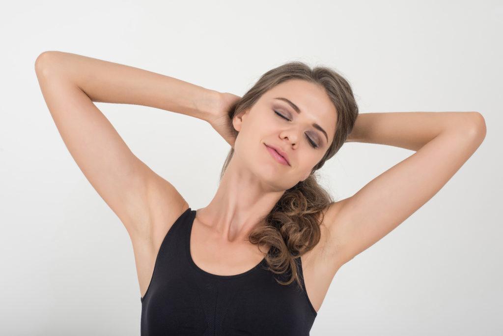Deodorant naturel pour sentir bon sous les aisselles