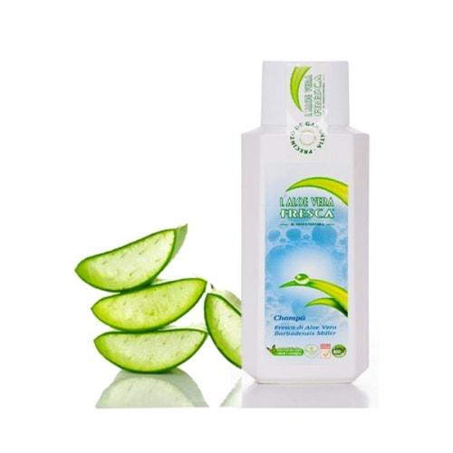 shampoing à l'aloe vera - Gel d'Aloe Vera pour les Cheveux
