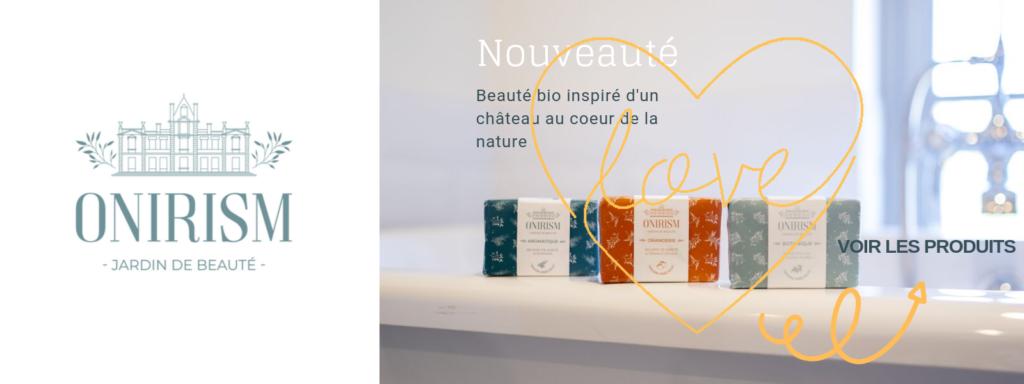 savons solides Onirism - Pranaloé boutique de cosmétiques bio en ligne