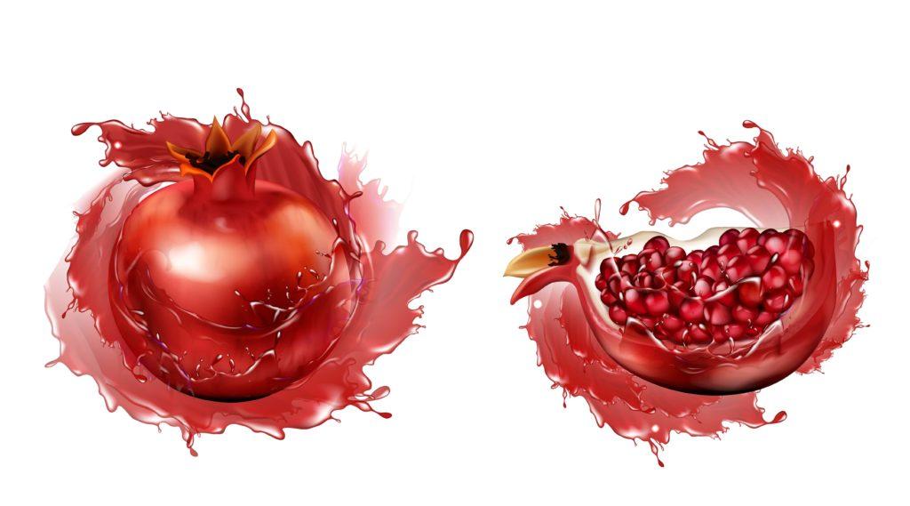 grenade - pranaloé boutique en ligne de cosmétiques bio et blog beauté bio