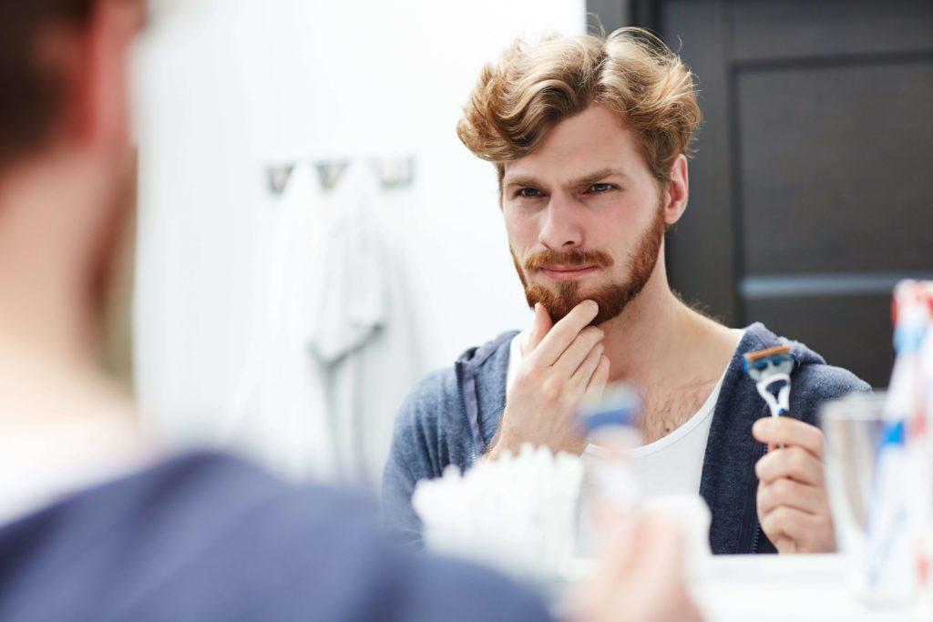 cosmétique bio homme se rase naturel et bio pranaloé soin visage