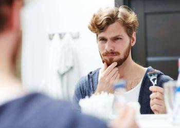 soin visage barbe homme bio naturel pranaloé se raser