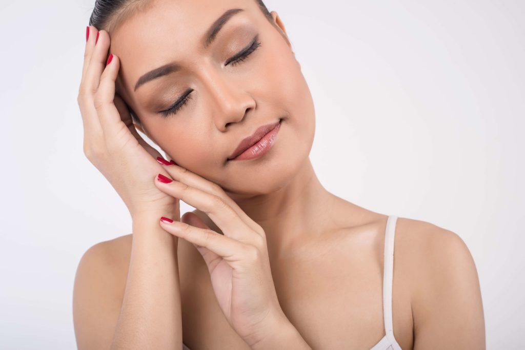 après le masque visage argile verte - pranaloé boutique en lignes de cosmétiques bio