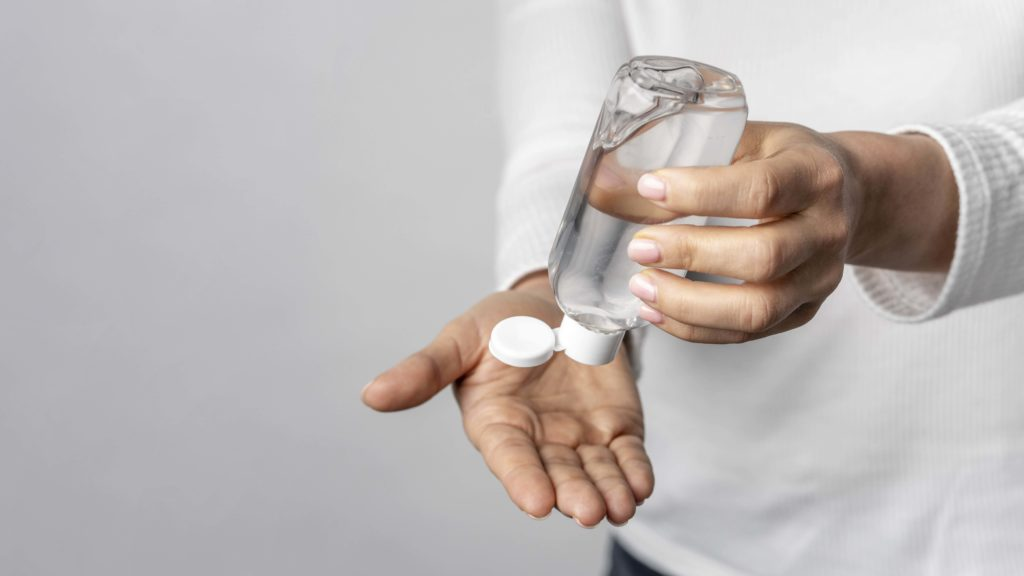 gel hydroalcoolique aloe vera - pranaloe
