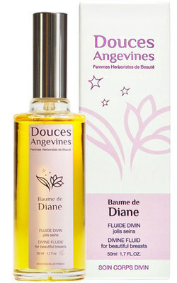 baume de diane soin raffermissant seins poitrine tonifiant dynamisant galber - pranaloe - eshop cosmétiques naturels et bio