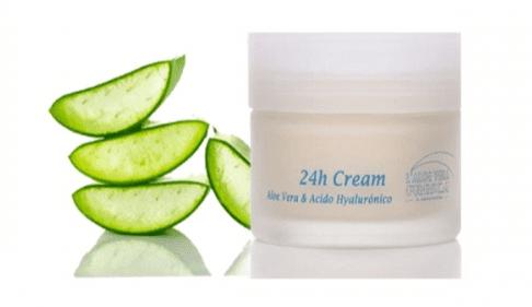 creme antirides acide hyaluronique pranaloe cosmétiques bio