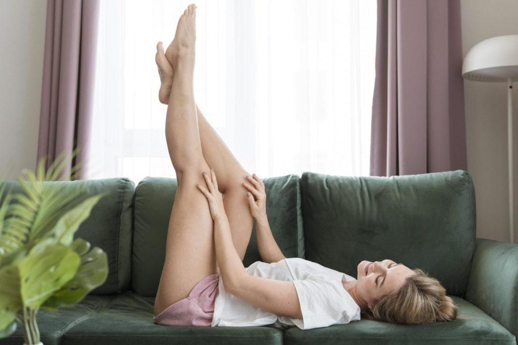 soigner les jambes lourdes - pranaloé
