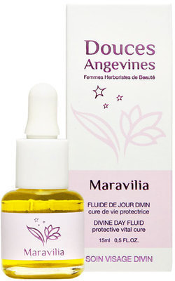 maravilia fluide de jour naturel douces angevines-pranaloé-eshop cosmétiques bio