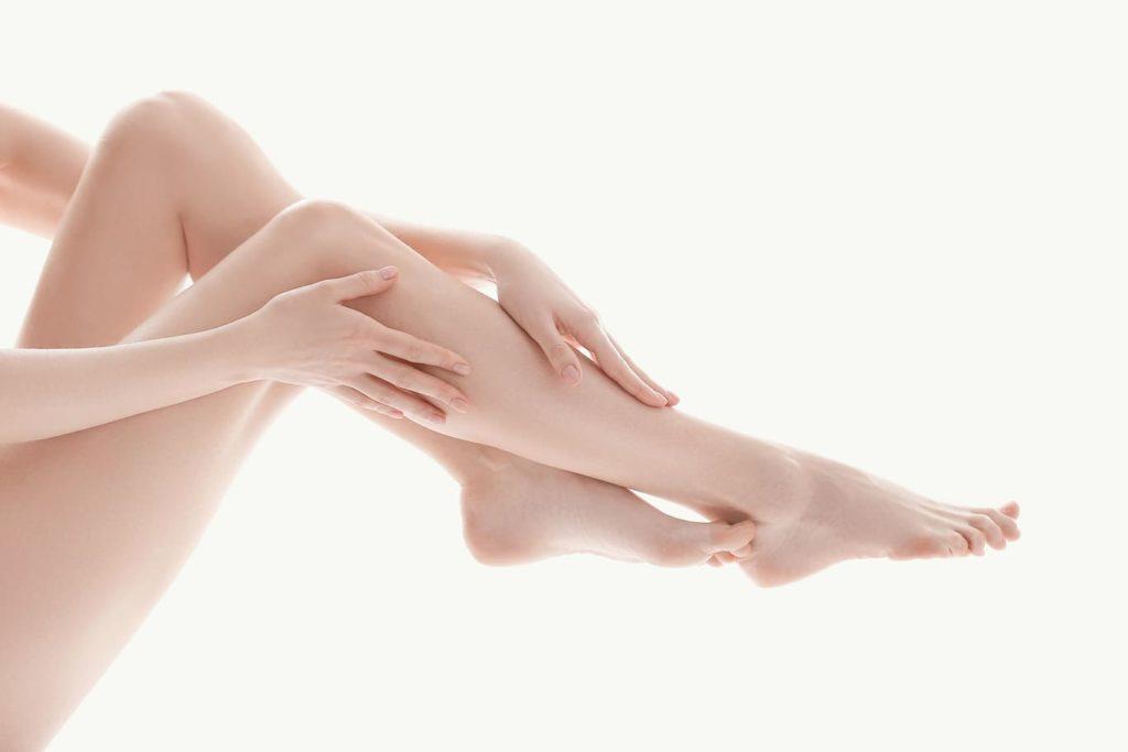 avoir des jambes légères comme une plume - pranaloé cosmétiques bio
